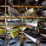 How To Store Kayaks